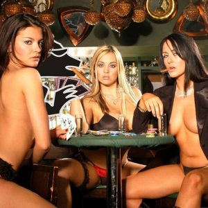 Strip poker in Kiev