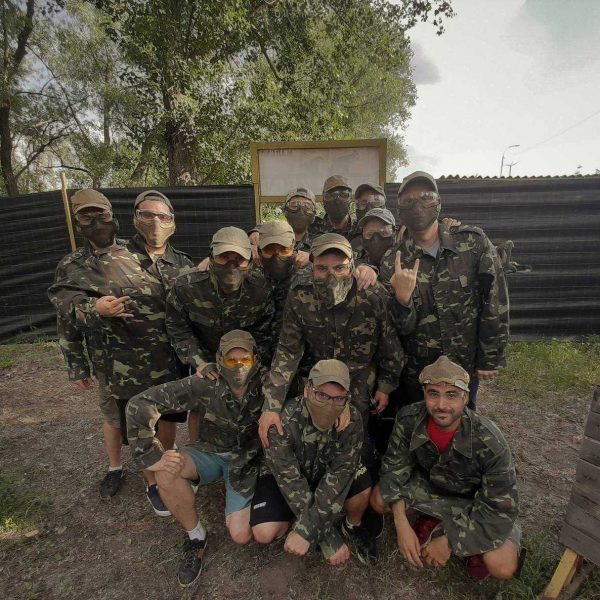 Airsoft Battle